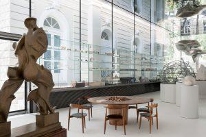 Proyecto: Sala de exposiciones Norman Foster